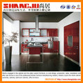 Thailand style wood kitchen China kitchen cabinet factory