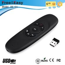 High quality smart controller gyroscope air fly mouse