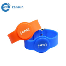 Printable Waterproof Disposable Rfid Wrist Tag 900mhz