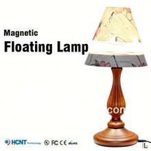 2013 New design !Magnetic floating lamp ,driftwood lamp