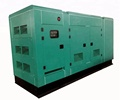 150KW Silent diesel generator set water powered generators