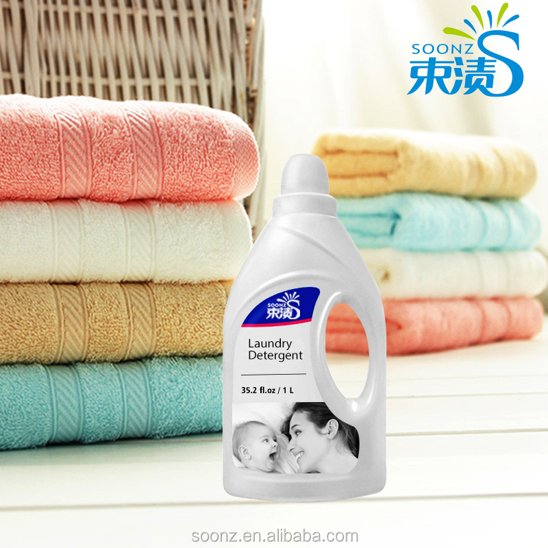 Certified high density liquid laundry detergent to remove tough stains