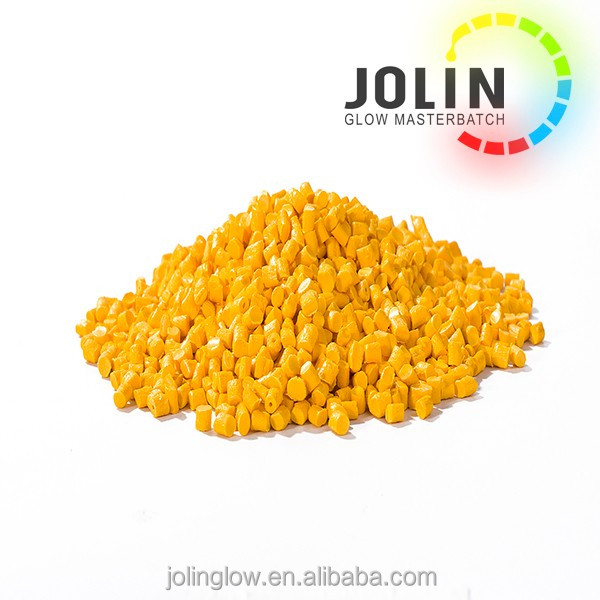 masterbatch orange plastic pellets for injection molding extrusion film injection granulation