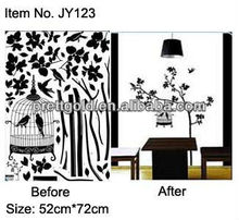Self adhesive home decor diy wall sticker JY123