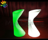 wholesales waterproof rgb luminous bar fueniture led bar chairs