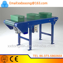 Henan TongXin design of flat belt conveyor handling systems