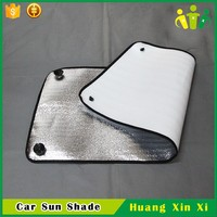 Advertising Custom PE Material Car Sunshade Windshield Cover