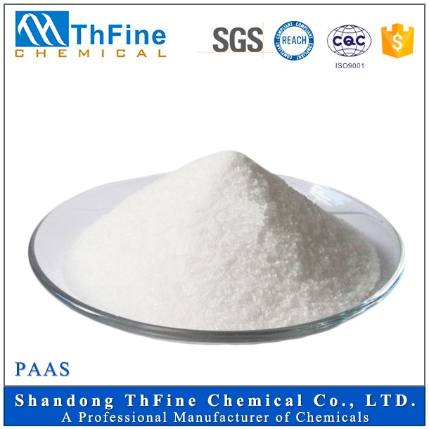 Water Treatment Chemicals Dispersant Inhibitor PAAS 90%