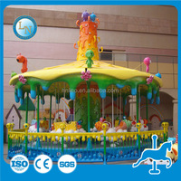 Merry go round games ! amusement carousel horse for sale