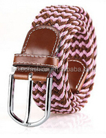 Fashion braided belt small belt colthes decorate women belt