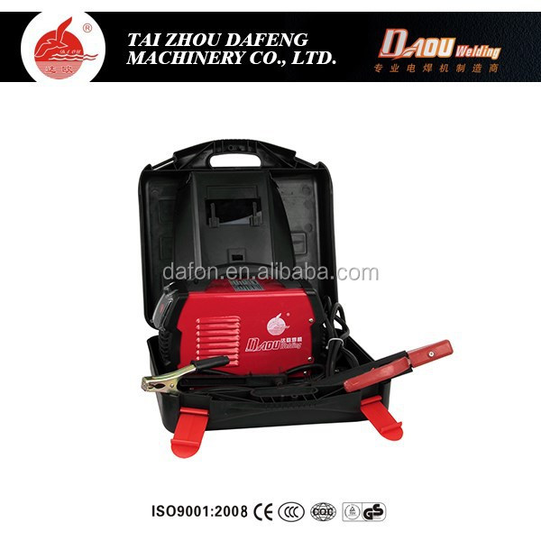 Portable Mma-160 Welder 220v Igbt Inverter Miller Welding Machine Prices