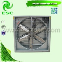 Wall Window Mounted Industrial Roof Portable Hot Air Exhaust Fan