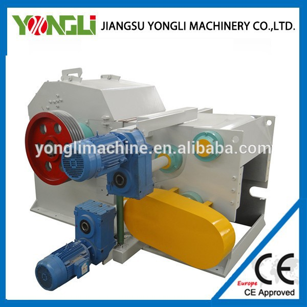 CE ring die wood chipper crusher grinder machine