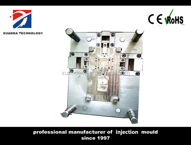 plastic injection toy mould custom toy car case injection moulding