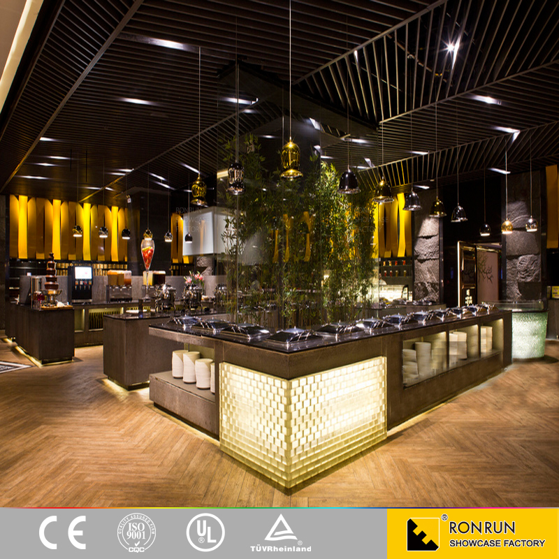 Restaurant Food Display Equipment, Merchandise Display Furniture,Restaurant Interior Design