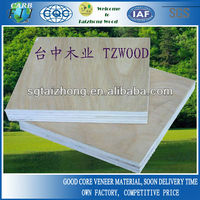 Hardwood Core Commercial Plywood 18MM