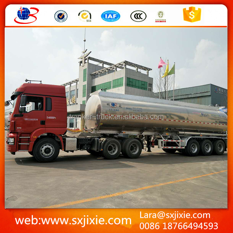 trailer, trailer truck ,China best-selling diesel tanker trailer for sale