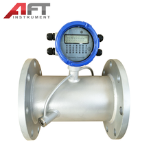 Digital Pipe Type Ultrasonic Water Flow Meter