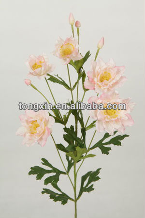 china artificials exposition flower table decoration