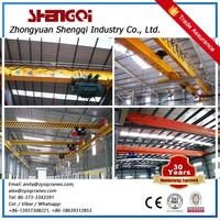 30 years Direct Manufacturer high quality and lowest price eot crane for all kinds industry application