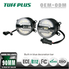 China supplier 3.5'' DOT R7 led car daytime led rear fog light