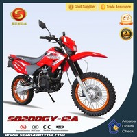 Dirt Bike 200cc Motos Enduro Bike,Tornado Sky Motorcycle Trx200 SD200GY-12A