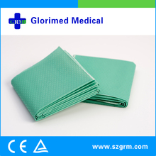 Healthcare and Safety Disposable Water Repellency Outer Wrap for Dressing Set