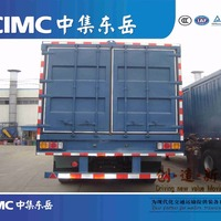 CIMC 3axle 40ft Bulk Cargo Transport