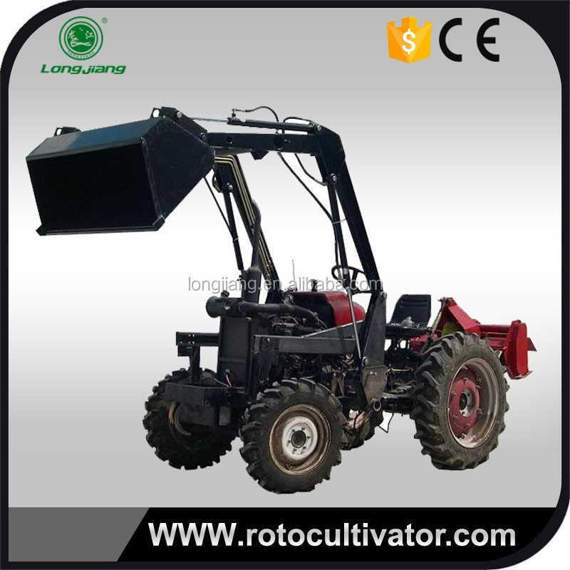 front end loader for 4 wheel tractor and suit JINMA tractor