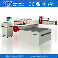 Mini waterjet cutter for Sandstone Wall cutting machine