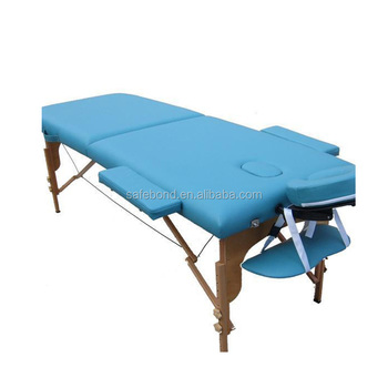 Better 2018 wood massage table 2 section,health care products