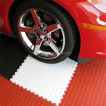 2014 new pvc flooring for car and garage