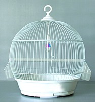 Factory directly sale safe and secure non-toxic Canary round Bird Cage