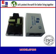 Factory wholesale phone modem adsl splitter filter French plug