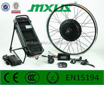 MXUS 48V 1500w electric motor conversion kit