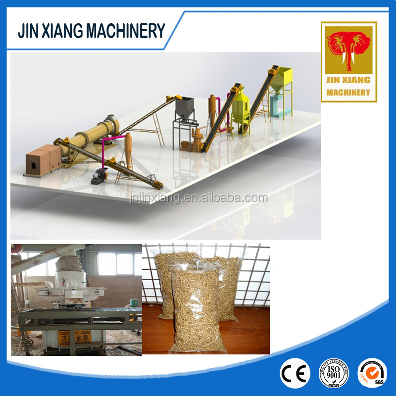 granulator wood pellet equipment