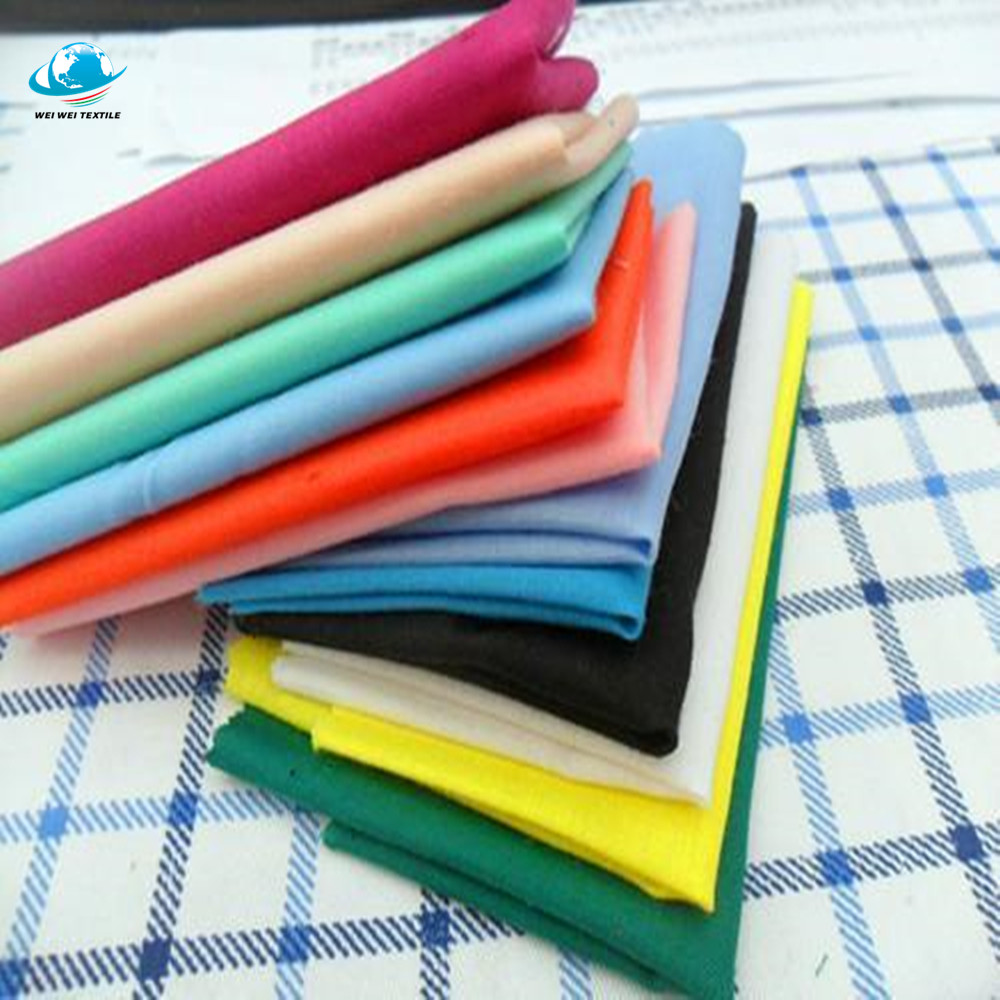 Wholesale Factory Price Polyester Cotton Pants Pocket Lining Fabric