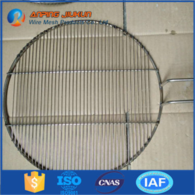 High Quality Low Price korean stainless steel mesh for bbq grills