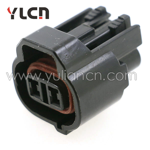 10 way black equivalent hirschmann auto connector