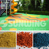 hot sale low prices epdm rubber granules for children