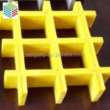 Safety and high strength Glass fiber reinforced plastic molded grating