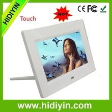 2014 Hotsales 7 inch simple function digital photo frame with fine workmanship