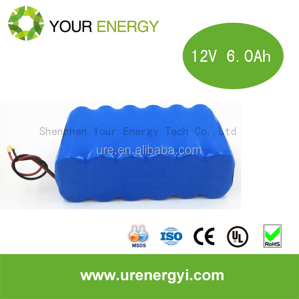 Best offer small rechargeable 12v battery with 100% full capacity battery 12V 33ah solar most powerful solar battery