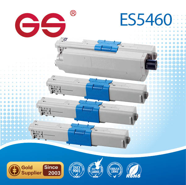 Compatible ES5461 Laser Toner Cartridge For Okidata With Photo-Quality Color