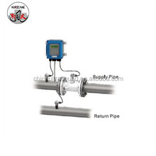 ultrasonic water flow meter electronic flow meter price
