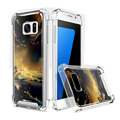 2017 trending products magic sticky fancy anti gravity case for samsung note5