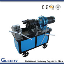 HGS-40B Rebar screw rolling machine/iron steel rod thread rolling machine for sale