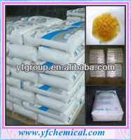 Food grade safe anion cation resin