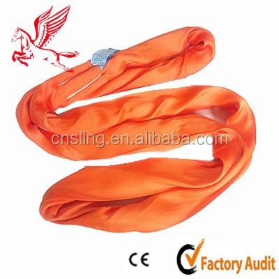 Chinese Manufacturer Wholesale price heavy duty synthetic polyester round sling