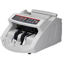 banknote counting machine automatic money counter FJ2108 intelligent banknote counter